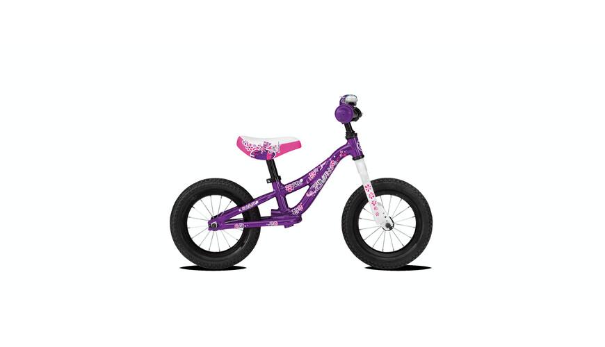 """Ghost Powerkiddy 12"""" violet/star white/fuchsia pink"""